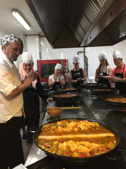 Paella Cooking Class (Vegan Option Available): Valencia, Spain